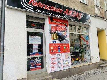 Fahrschule Aktas - Gotzkowskystr. in Charlottenburg