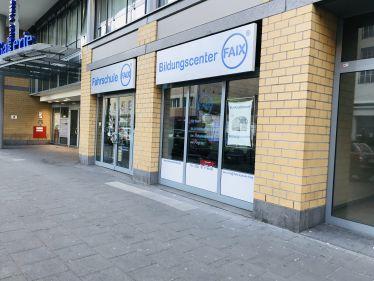 Fahrschule Faix - Mühlheim - Genovevastraße in Höhenhaus
