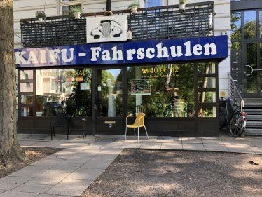 Kaifu Fahrschule in Eimsbüttel