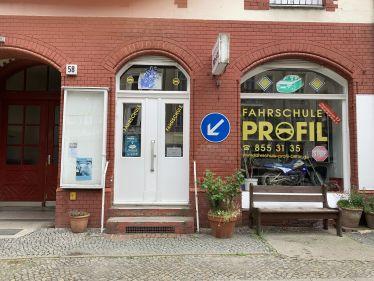 Fahrschule Profil in Schöneberg