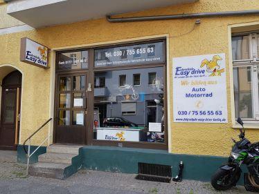 """Fahrschule """"Easy Drive"""" in Lichtenberg"""