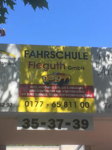 Fahrschule Fieguth in Wittenau