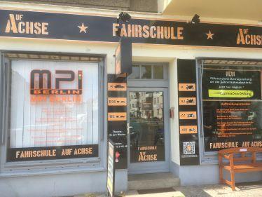 Auf Achse Fahrschul GmbH in Pankow
