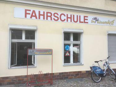 Fahrschule - Die Rennmäuse - Moabit in Moabit