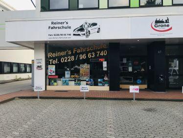 Reiner's Fahrschule in Mondorf