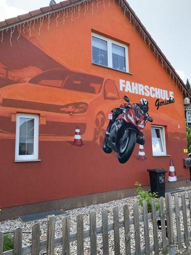 Fahrschule Gericke GmbH - Neukölln in Großziethen