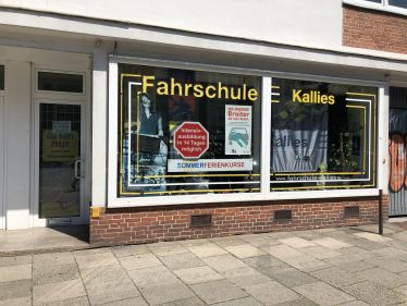 Fahrschule Kallies Inh. Detlef Kallies, Bismarckstr in Bremen