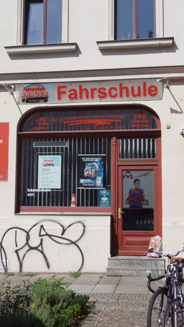 Brauer Frank Fahrschule in Südvorstadt