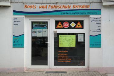 Boots- und Fahrschule Dresden in Lockwitz