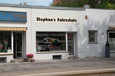 Stephan's Fahrschule in Industriegebiet Klotzsche