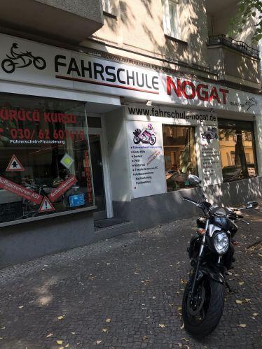 Fahrschule Nogat Yakan GmbH in Baumschulenweg