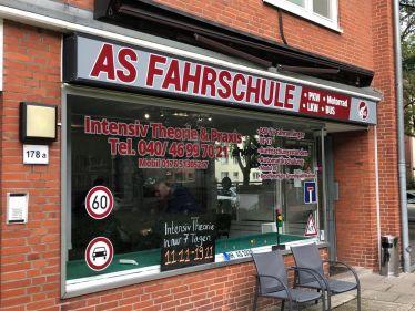 AS Fahrschule - Sievekingsallee 178A in Hamburg