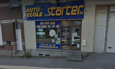 Auto-école Starter Jumet Charleroi 1