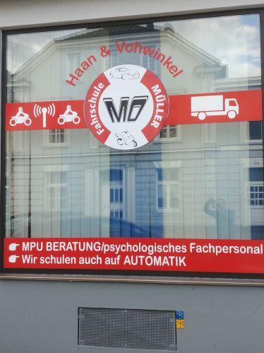 Fahrschule Müller in Wald