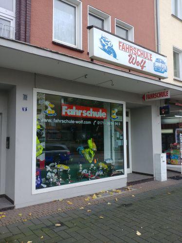 Fahrschule Wolf Solingen-Mitte 1