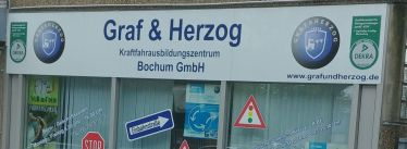 Fahrschule Graf & Herzog Kraftfahrausbildungszentrum Bochum GmbH in Bochum