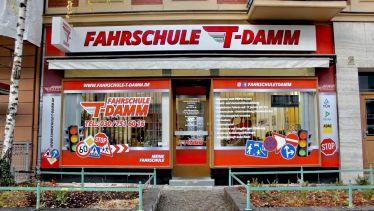 Fahrschule T-Damm - Tempelhof-Schöneberg in Mariendorf