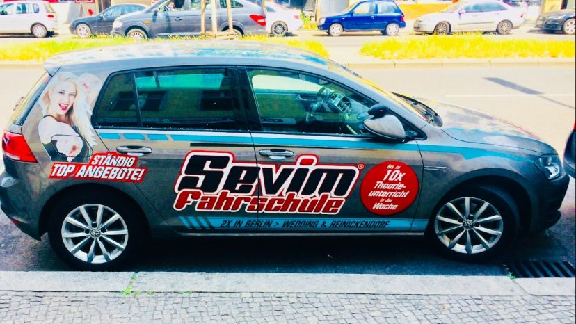 Fahrschule Sevim - Reinickendorf Scharnweberstraße 12