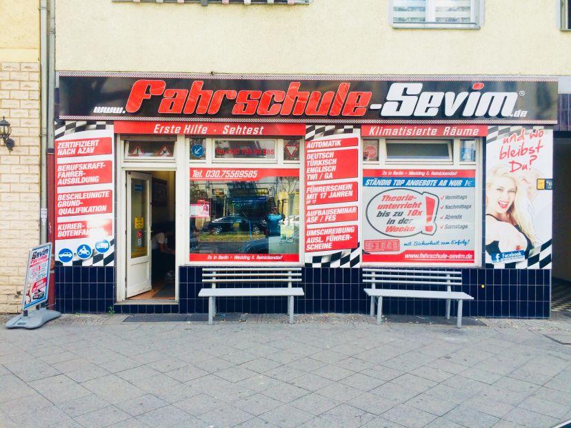 Fahrschule Sevim - Wedding Schwedenstraße Berlin Mitte 1