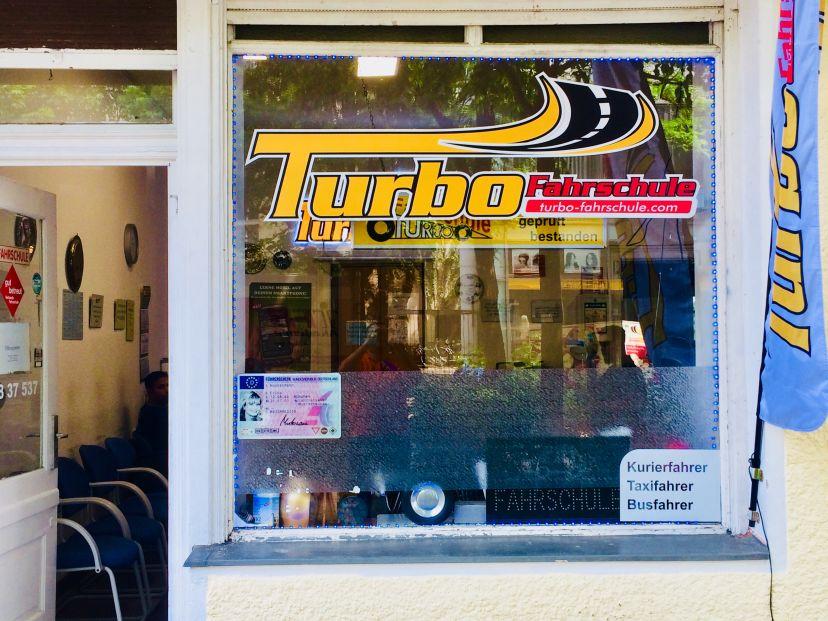 Fahrschule  Turbo-Fahrschule Berlin (Moabit) Moabit 7