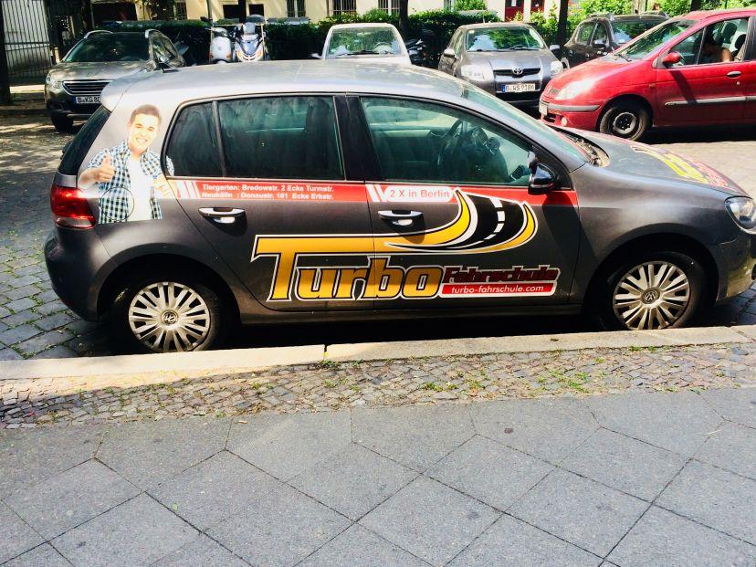 Fahrschule  Turbo-Fahrschule Berlin (Moabit) Moabit 10