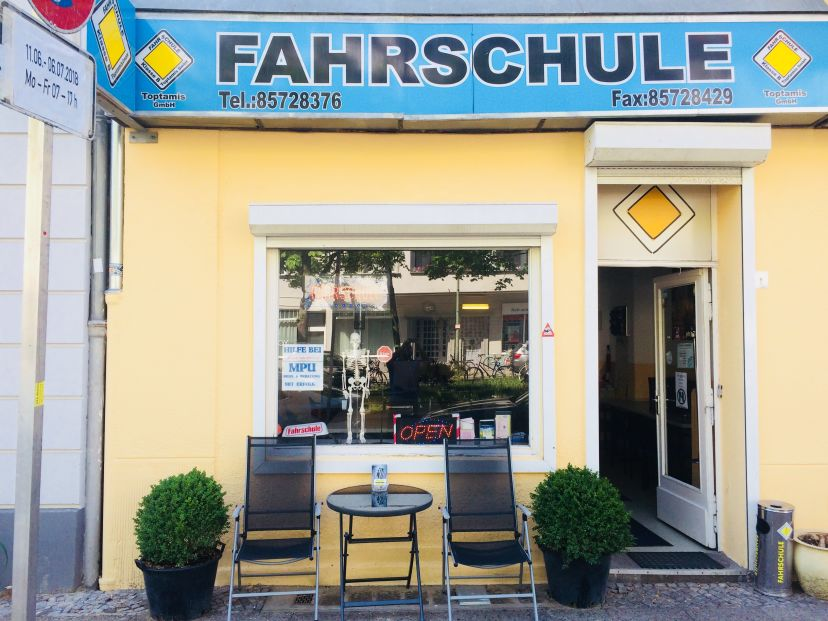 Fahrschule Toptamis GmbH - Schöneberg Berlin 1
