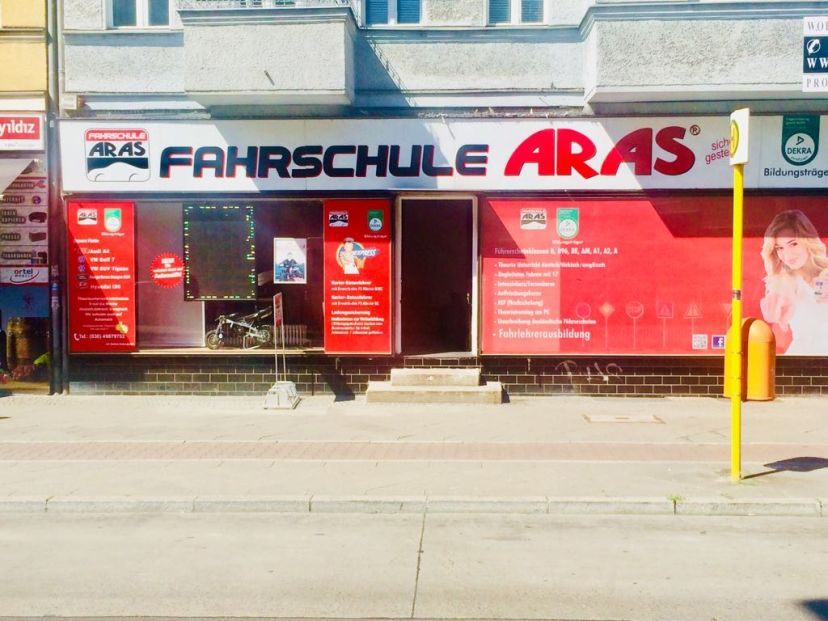 Fahrschule Aras - Residenzstraße Reinickendorf 1