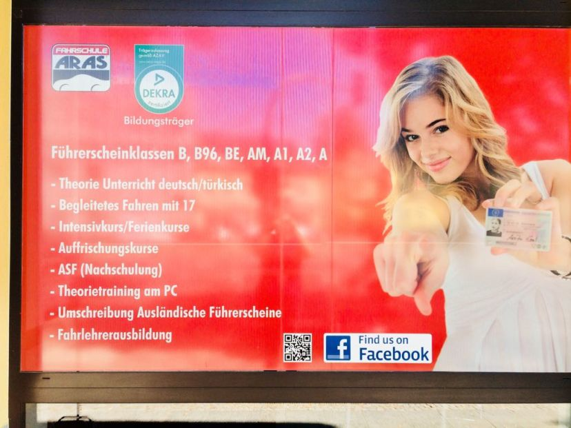 Fahrschule Aras - Roedernallee Wittenau 2