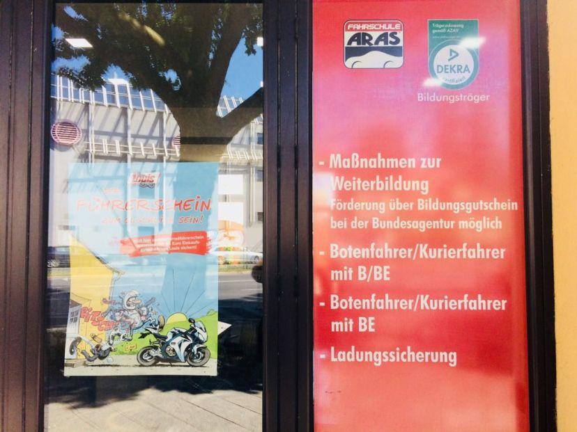 Fahrschule Aras - Roedernallee Wittenau 3
