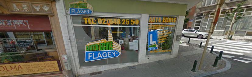 Auto-école Auto-Ecole Flagey Ixelles 1
