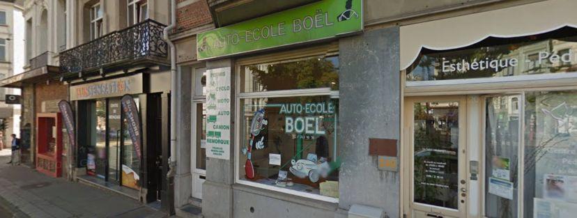 Auto-école Auto-Ecole Brugmann-Boël Uccle 1