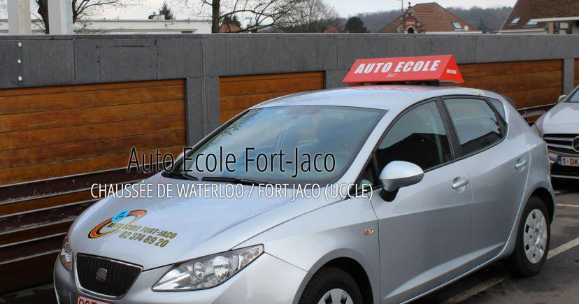 School Auto-Ecole Fort-Jaco Uccle 1