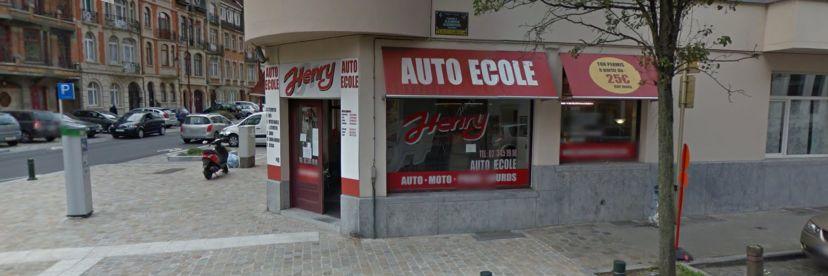 School Auto-Ecoles Henry Forest 1