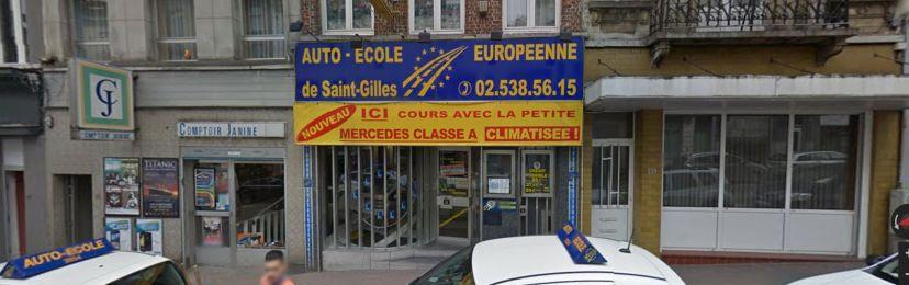 Auto-école Auto-Ecole Européenne Saint-Gilles 1