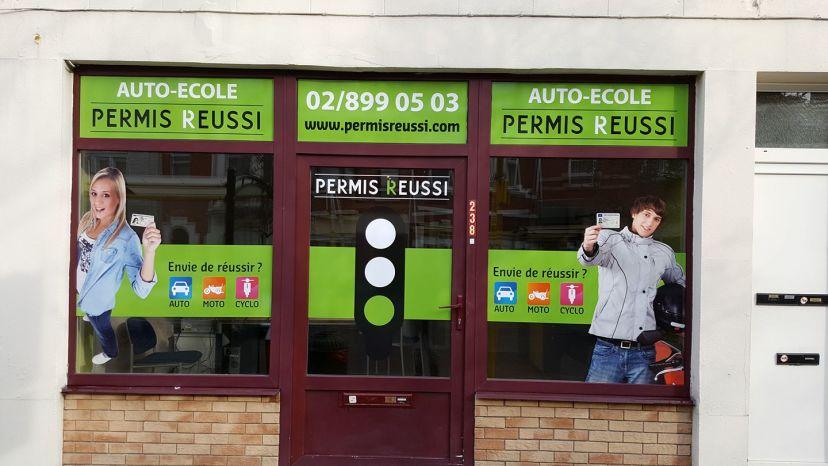 Auto-école Auto-Ecole Permis Réussi Tomberg Woluwe-Saint-Lambert 1