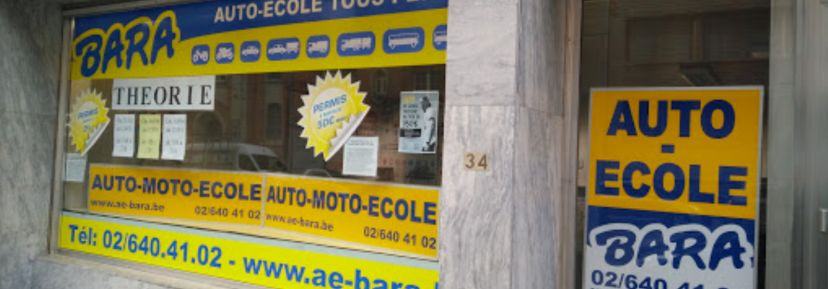 Auto-école Auto Ecole Bara Cambre Ixelles 1