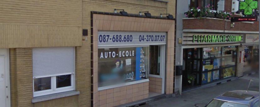 School Auto-école Tecnoconduite Chênée Liège 1