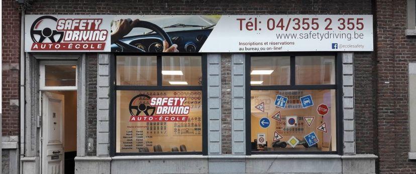 Auto-école Safety Driving Liège 1
