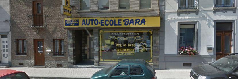 Auto-école Bara Gosselies Charleroi 1