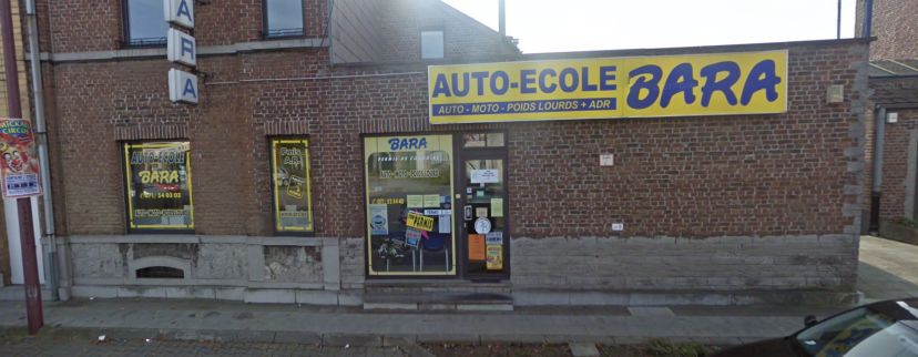 Auto-école Bara Fontaine-l'Evêque 1