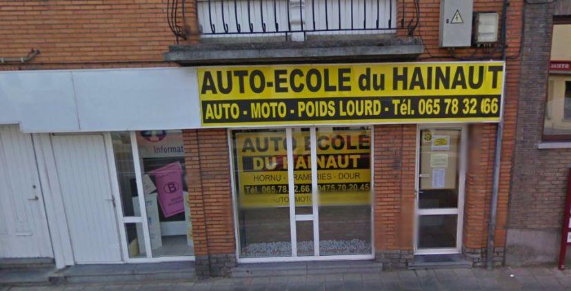 Auto-école du Hainaut Frameries 1