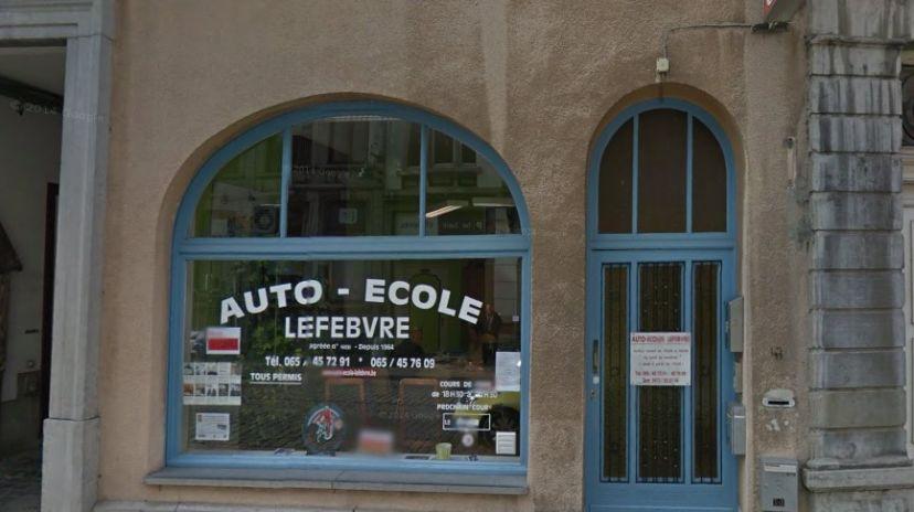 Auto-école Lefebvre Mons 1