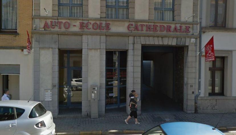 Auto-école Cathédrale Rousseau Tournai 1