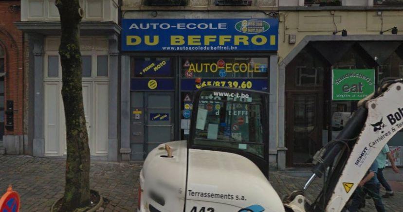 Auto-école du Beffroi Mons 1
