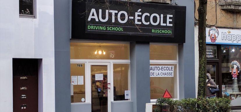 Auto-école de la chasse Etterbeek 1