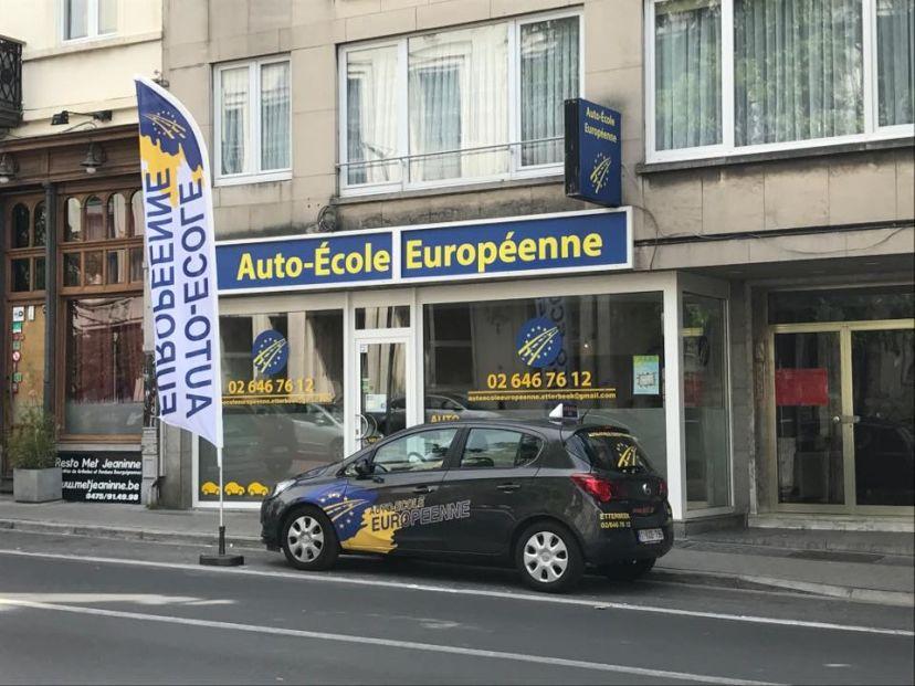 Auto-école Européene Etterbeek 1