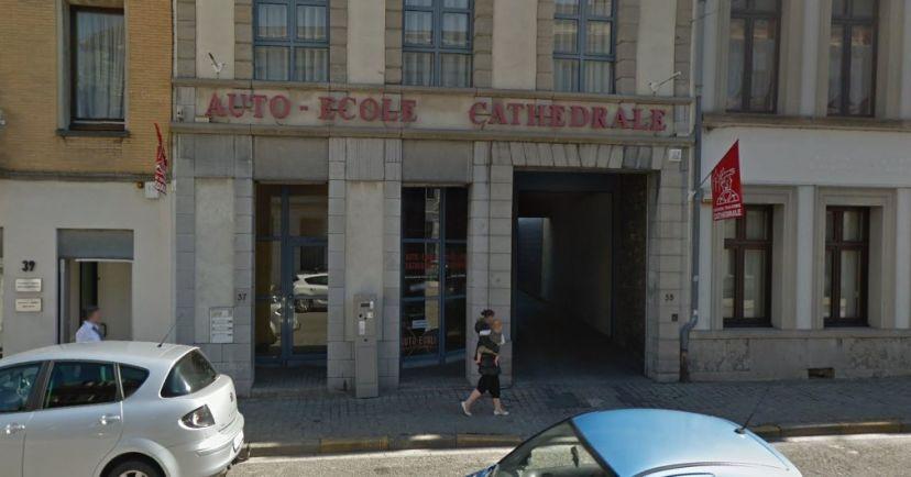 Auto-école Cathédrale Tournai 1