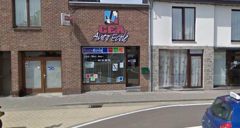Auto-école CEA Bastogne 1