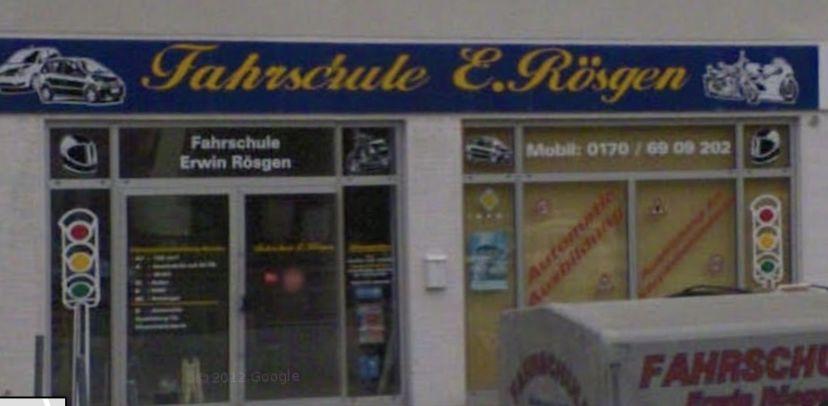 Fahrschule Rösgen - Bergerstrasse Eil 1