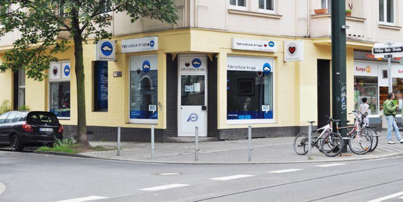 School Fahrschule Heinz Hubert Krupp Düsseldorf Friedrichstadt 2